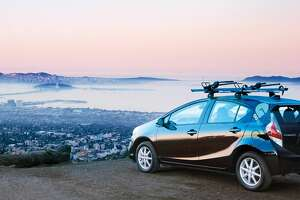 Gig Car Share in the Bay Area.