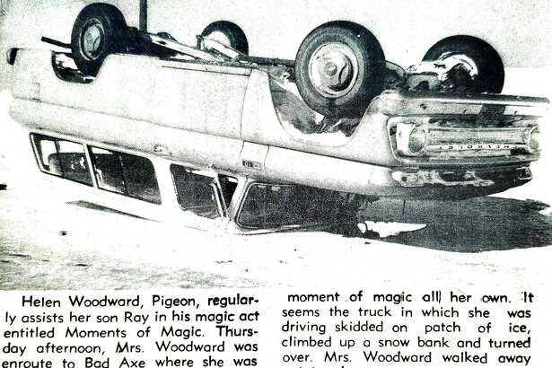 For this week's Tribune Throwback we take a look in the archives from February 1967.