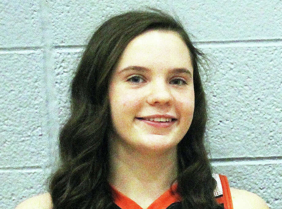 Josie Gusa of the Ubly girls basketball team is in the Athlete Spotlight. Photo: Tribune File Photo