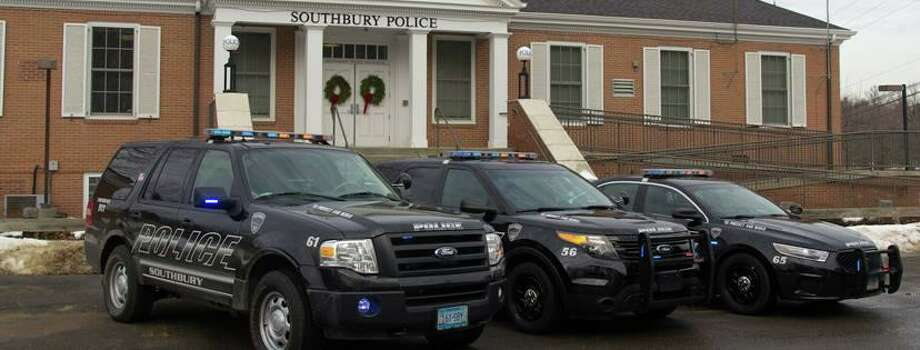 Police headquarters in Southbury, Conn. Photo: Facebook