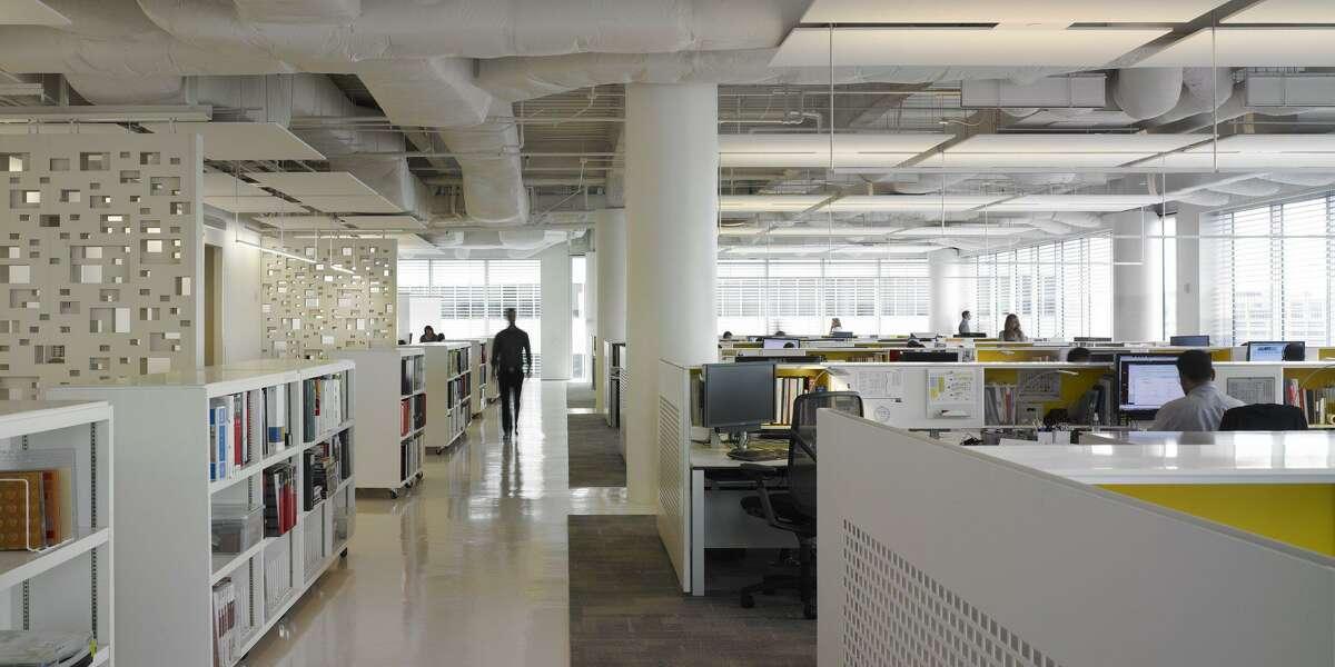 senior interior designer salary houston