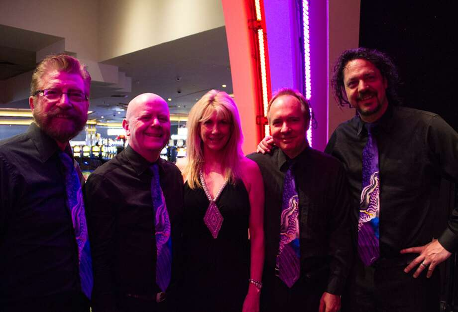 Guss Hayes and the Guss Hayes Band is the first musical residency for Empire City Casino by MGM Resorts in Yonkers, N.Y., with the six-month engagement running March 4 through Aug. 5. Photo: Empire City Casino / Contributed Photo