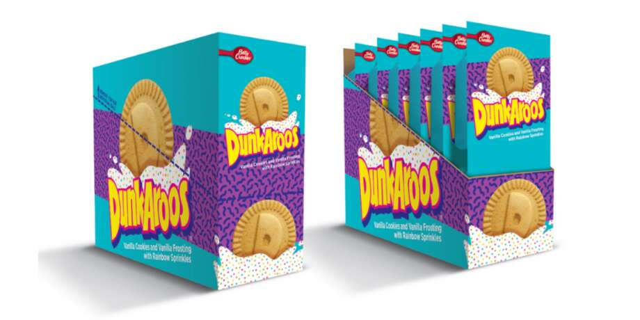 Many 90s kids will be surprised to see Dunkaroos back on store shelves this summer, but what other staple snacks defined the generation? Click through the slideshow to see which beloved snack foods are still around. Photo: General Mills