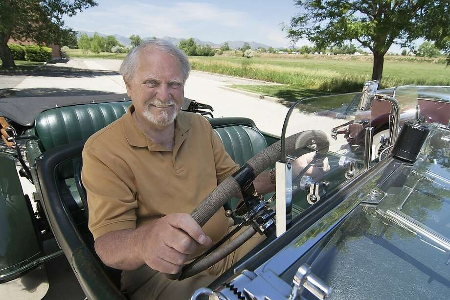 Clive Cussler's books made him a fortune estimated at $80 million, and he had about 100 classic cars. Between novels, he led expeditions to find shipwrecks. Photo: Ronnie Bramhall / G.P. Putnam's Sons 2007
