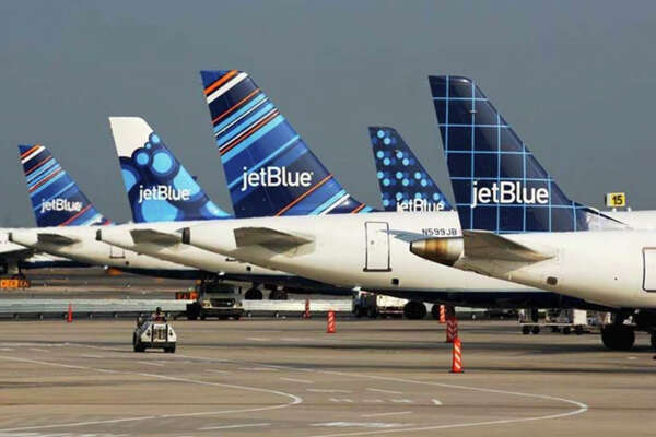 JetBlue is waiving change/cancellation fees for flights booked in the next two weeks.