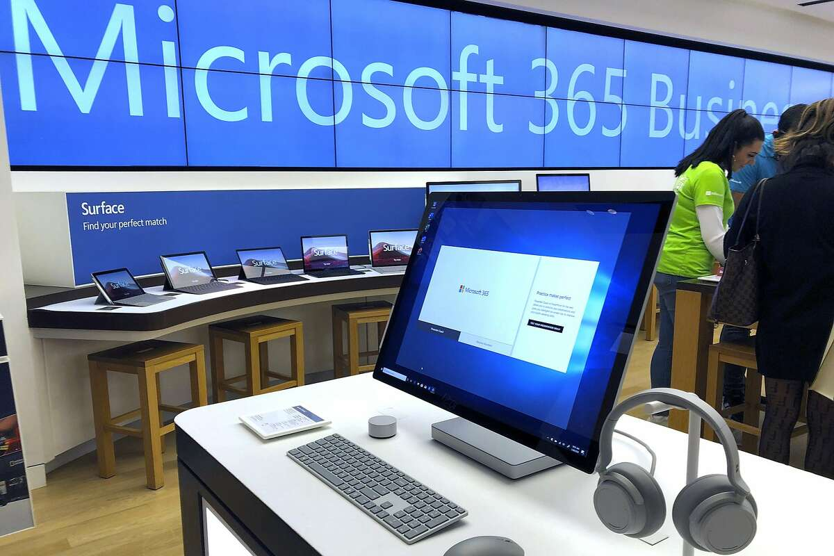 Microsoft to permanently close all physical stores Microsoft said Friday it is permanently closing nearly all of its physical stores around the world. Like other retailers, the software and computing giant had to temporarily close all of its stores in late March due to the COVID-19 pandemic. According to its website, Microsoft has 72 stores in the U.S. and several others abroad where they showcase and sell laptops and other hardware. Friday's announcement reflects what the company calls a