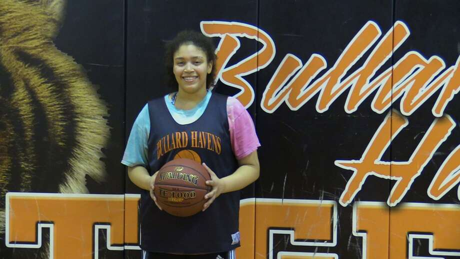 Ariana Garcia has overcome an ACL injury and the recent death of her brother to help the Bullard-Havens girls basketball team to its third-straight CTC championship game appearance. Photo: Will Adam / Hearst Connecticut Media