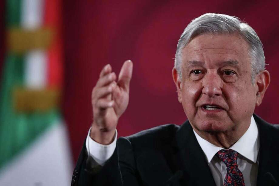 López Obrador Photo: El Universal /TNS / Zuma Press