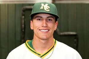Midland College freshman outfielder Logan Acosta