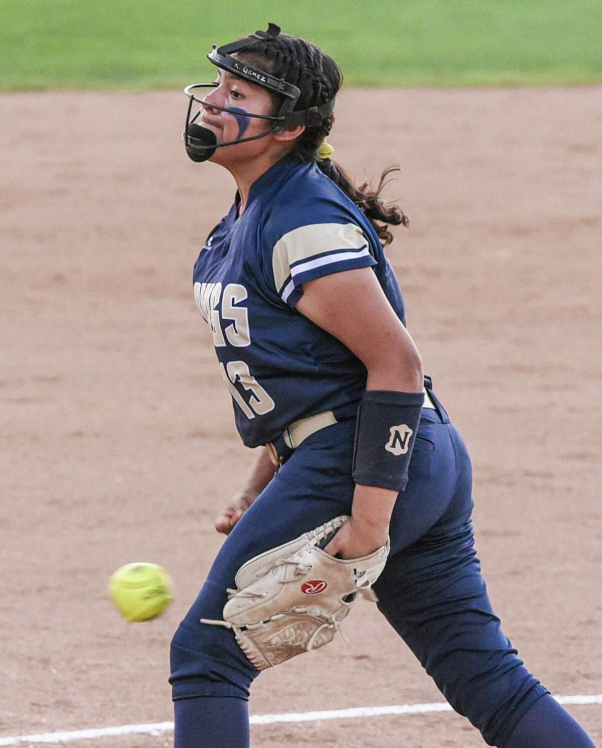 Krista Gamez and Alexander open the Border Olympics with a 1 p.m. game Thursday against Hebbronville then play Edcouch Elsa at 5 p.m. with both games at the SAC.