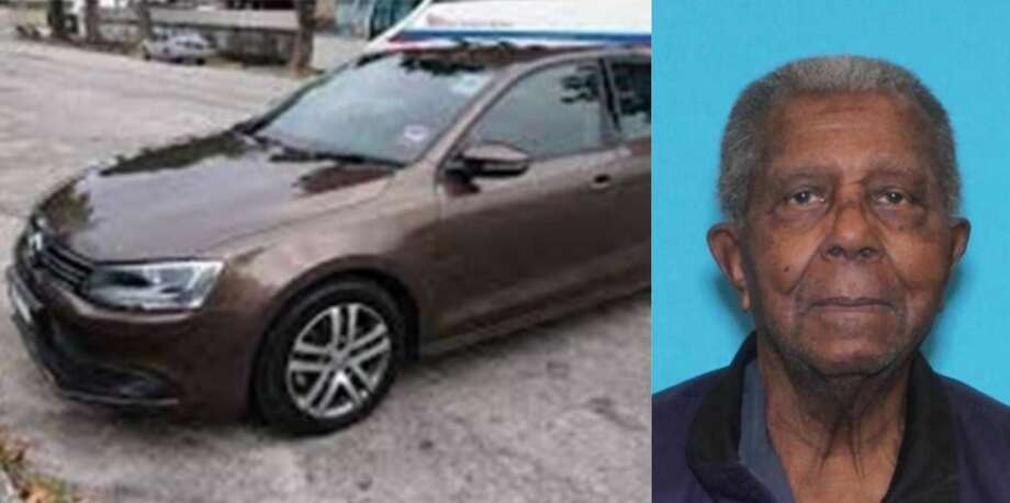 Richard Terrell Jennings, 94, is missing, police say. He was last driving a dark brown 2011 Volkswagen Jetta with Texas license plate number 2DDPH, similar to the one pictured. Anyone with information on Jennings' whereabouts is urged to call the Houston Police Department homicide division at 713-308-3600. Photo: Houston Police Department