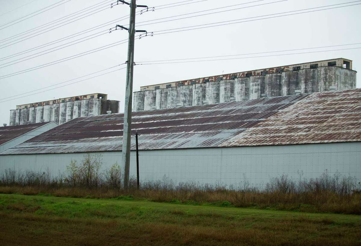 The church plans to turn the property into its main campus from which it would broadcast its sermons to its other locations. Silos photographed on Thursday, Feb. 21, 2019 in Houston.