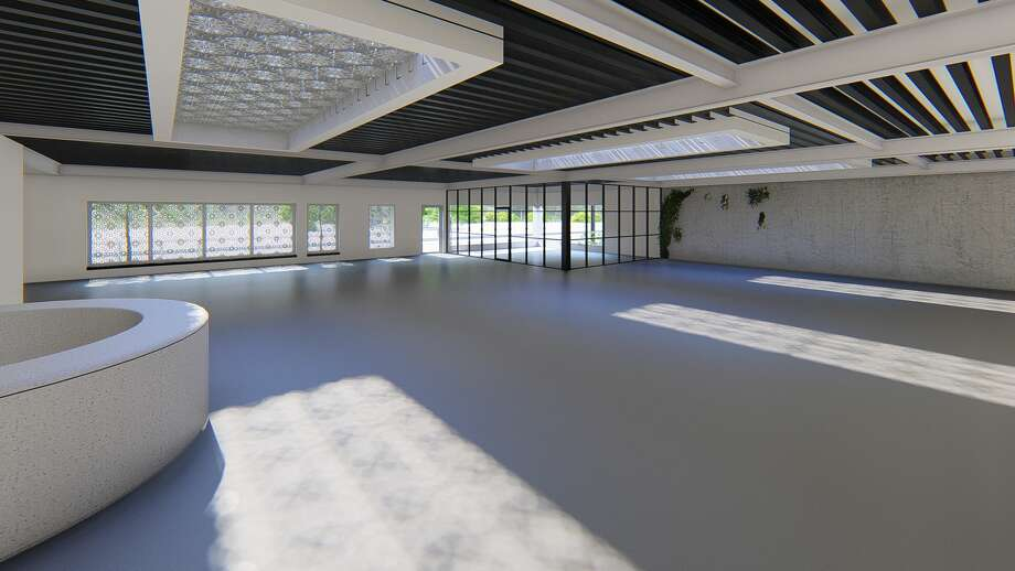 The Ronin Harrisburg event space is expected to be completed by Sept. 2020. Photo: Courtesy