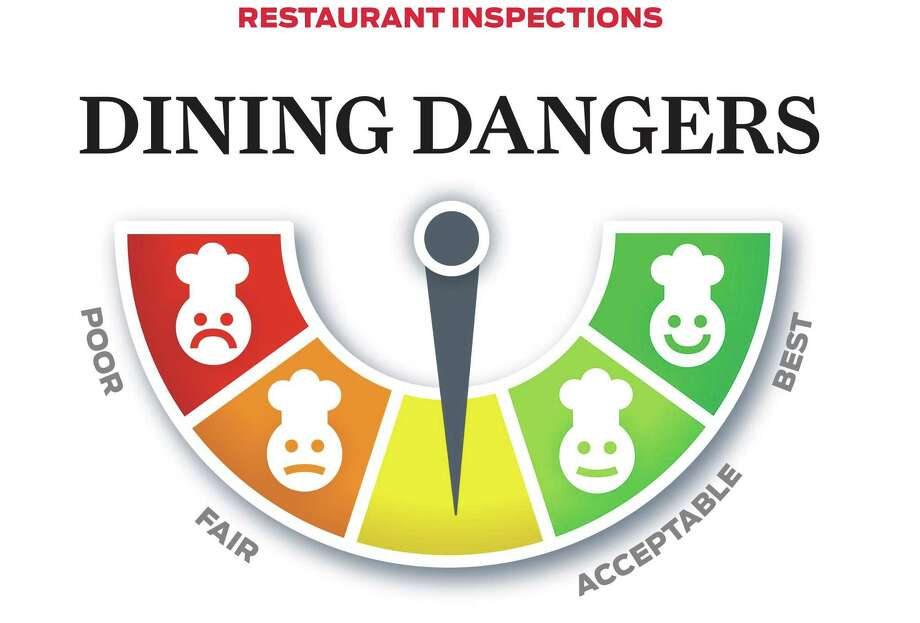 Of a total of 36 inspections by the Stratford health department in February, eight establishments failed, a rate of roughly 22 percent.