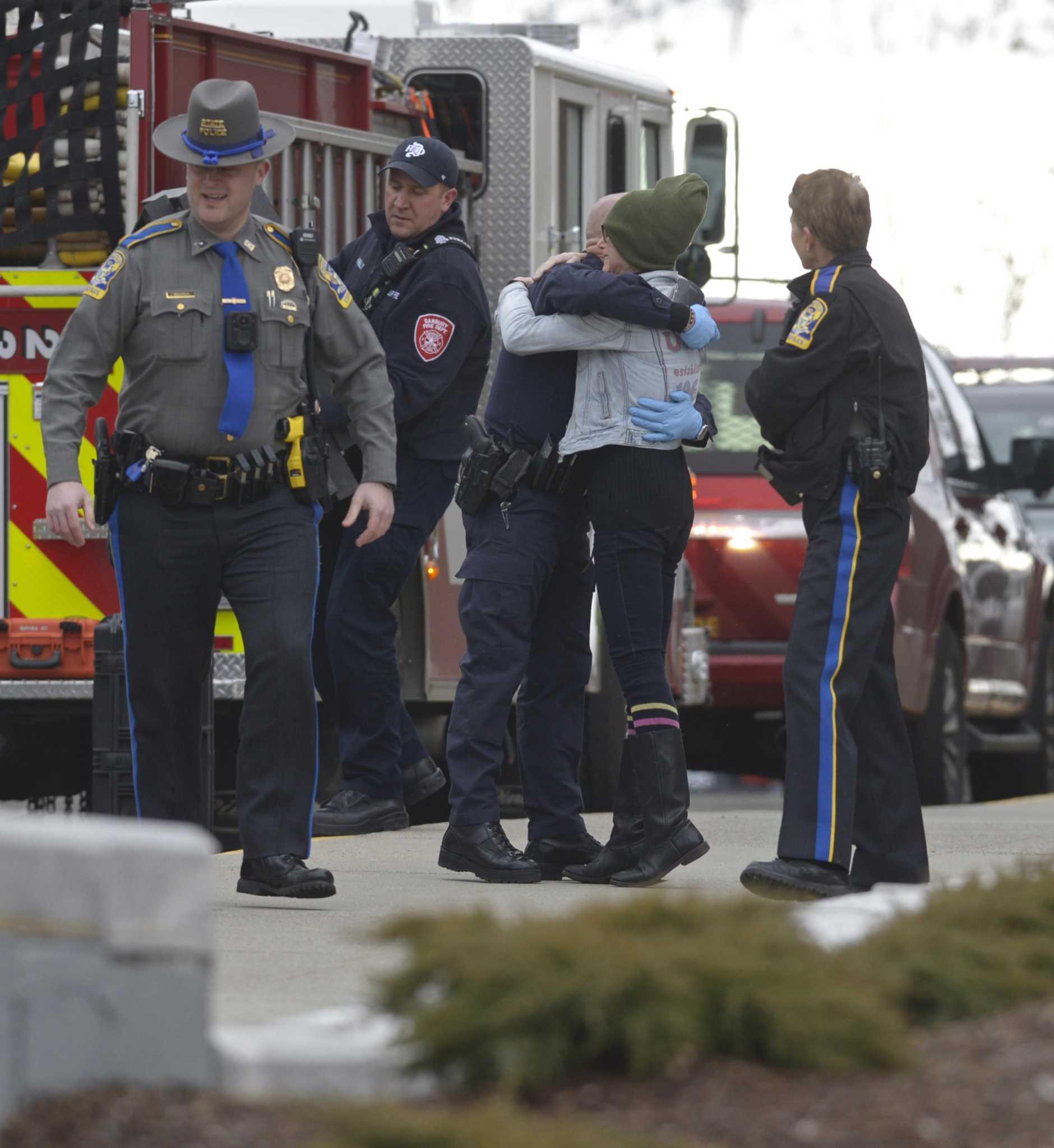 Tylenol caused courthouse evacuation in Danbury