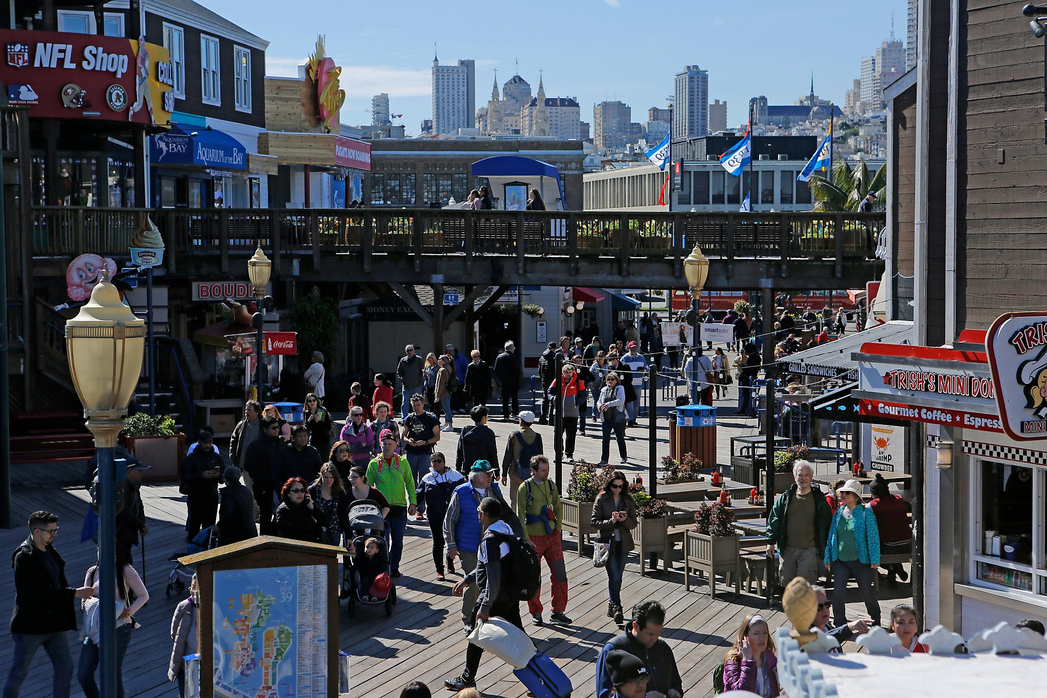 SF tourism hits record in 2019, but coronavirus threat looms for 2020