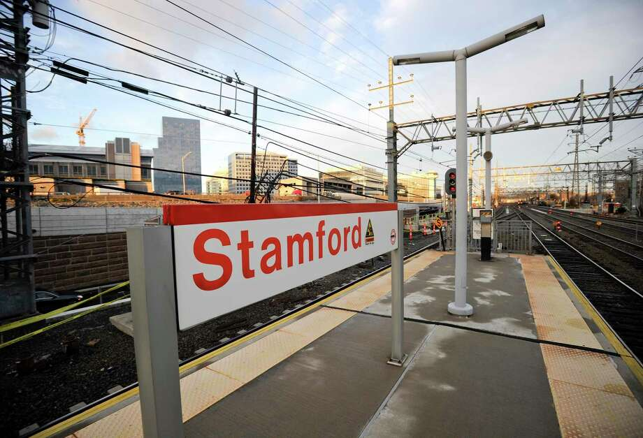 After delays, cancelations and substitute busing on the New Canaan Branch train line, there is good service again on the line, according to information on the Metropolitan Transportation Authority's website. Photo: Matthew Brown / Hearst Connecticut Media / Stamford Advocate