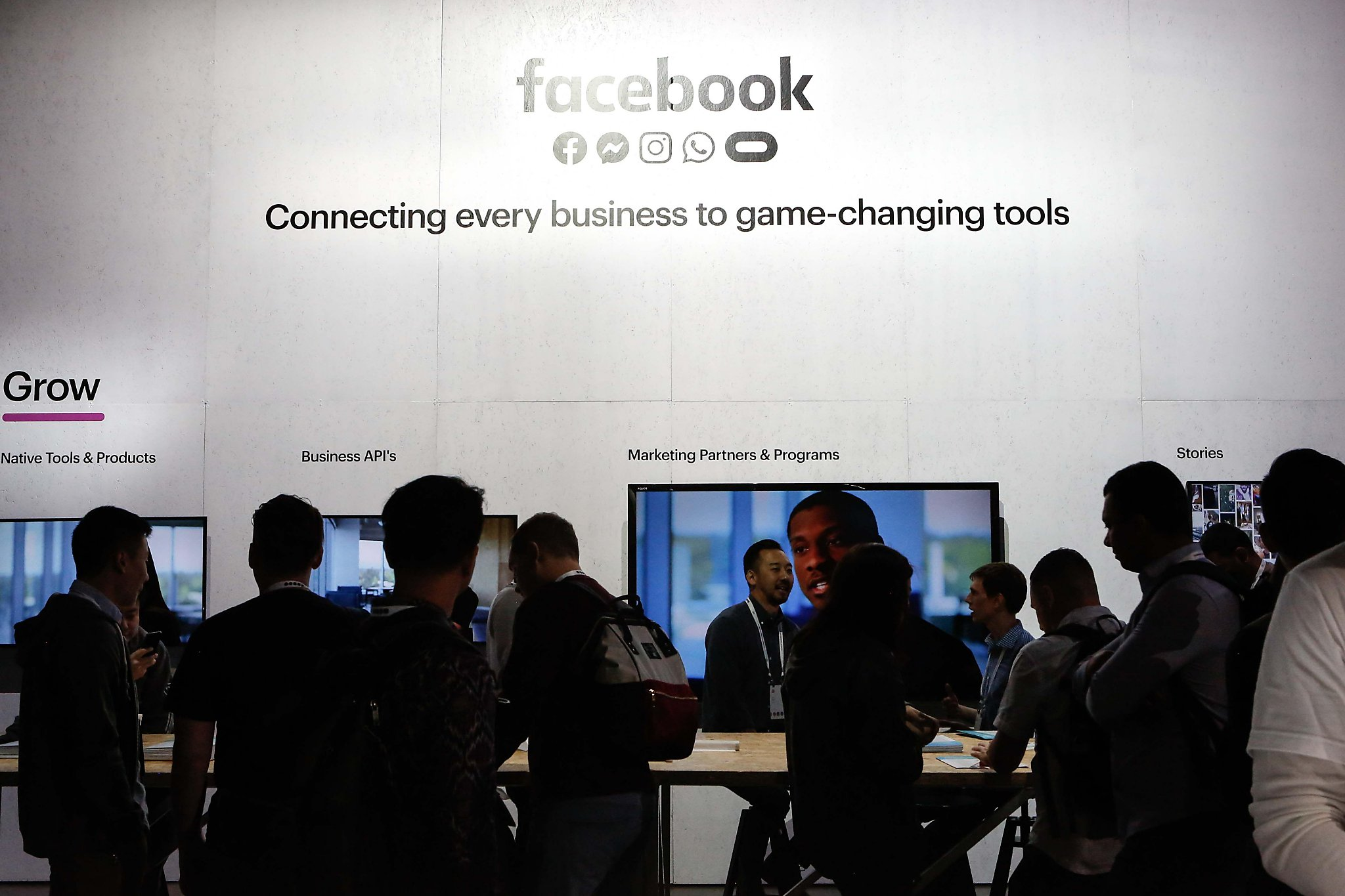 Major Facebook developer conference canceled over coronavirus concerns