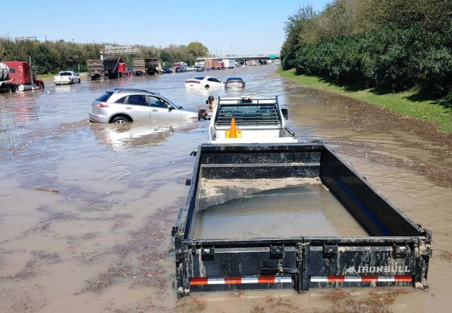 Several Houston restaurants, universities close due to broken water main near East Loop 610