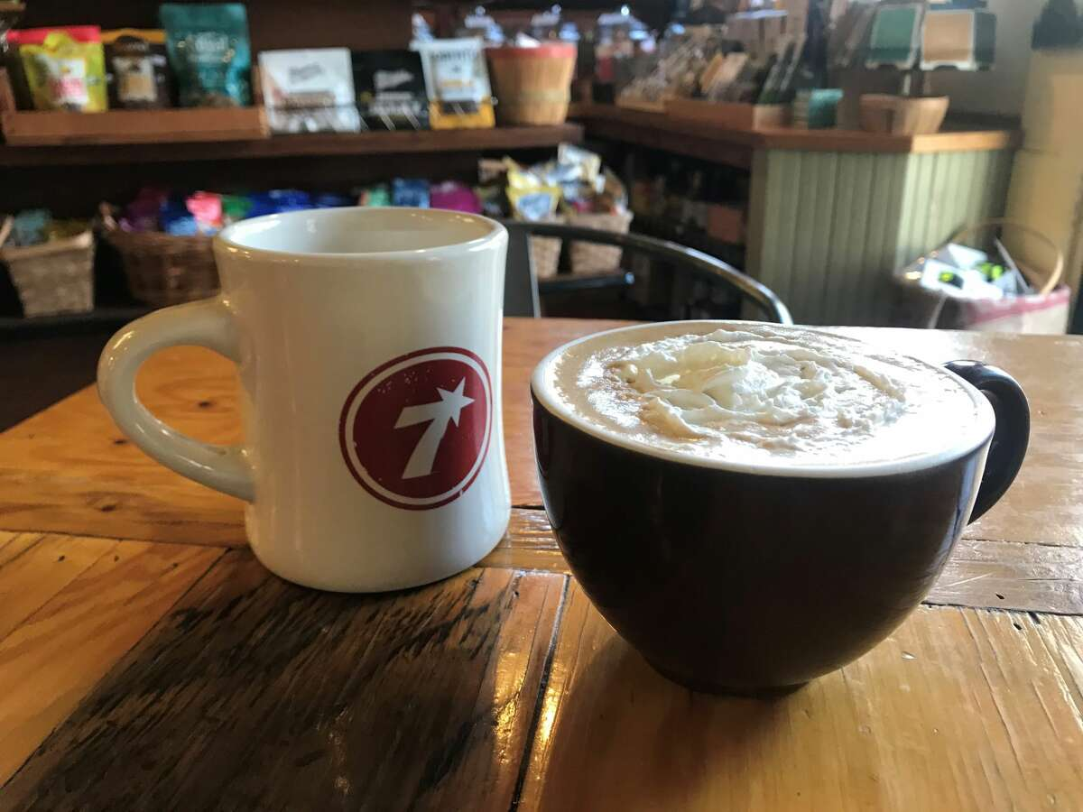 Ravenna'sSeven Coffee Roasters Market & Cafe is Seattle's first zero waste cafe.