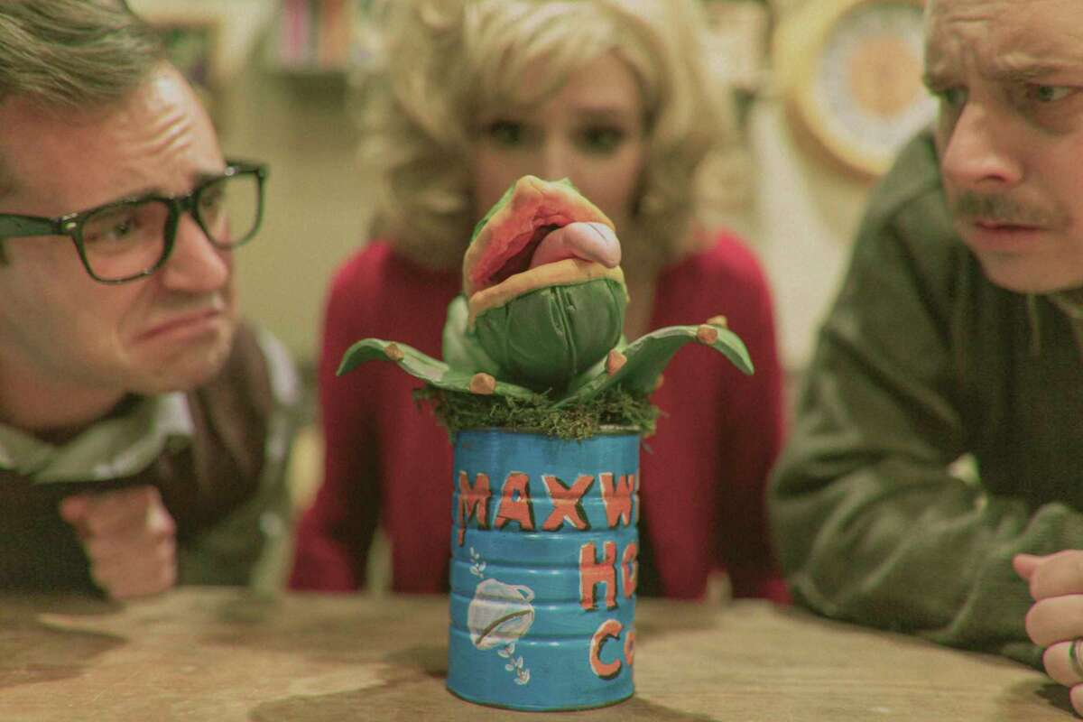 """The Players Theatre Company opens """"Little Shop of Horrors"""" on March 6 at the Owen Theatre in downtown Conroe. The show continues through March 22. New to this run is a Thursday showing on March 19."""