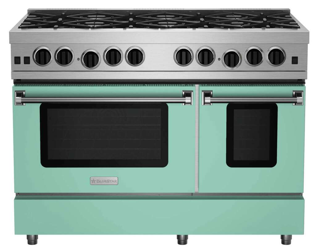 BlueStar, which offers a full suite of kitchen appliances in more than 1,000 colors (plus custom color options), has expanded its line of ranges to incude a 48-inch range with sealed gas burners. BlueStar has