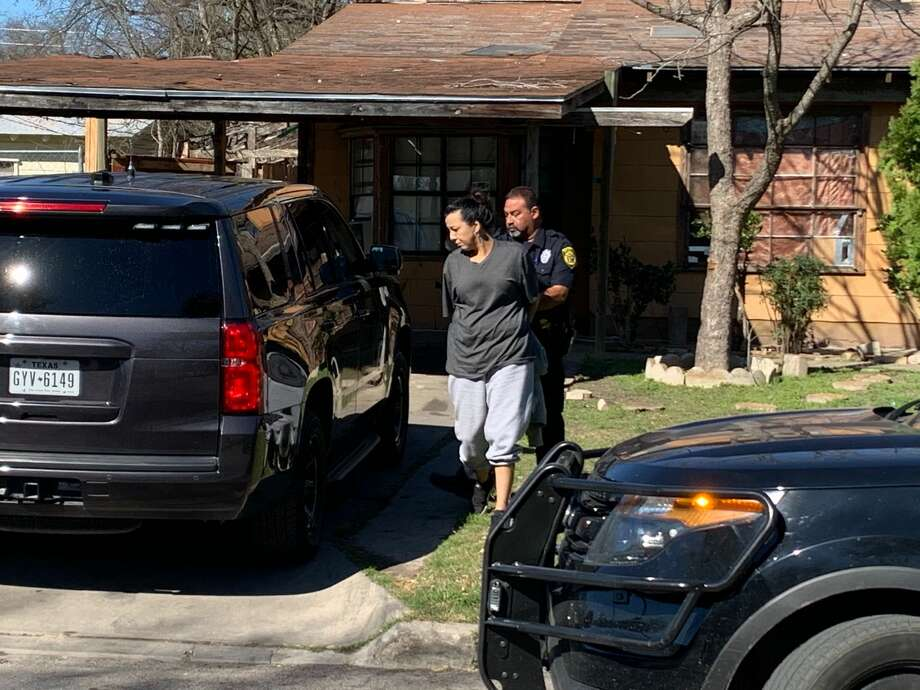 A Bexar County Sheriff's Office raid Thursday afternoon of a West Side home uncovered an illegal gambling operation, according to Sheriff Javier Salazar. Photo: Mark Dunphy