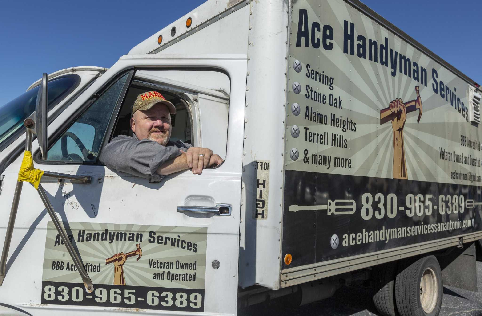 Who S Going To Fix This San Antonio Handyman Battles Ace Hardware Over New Venture S Name