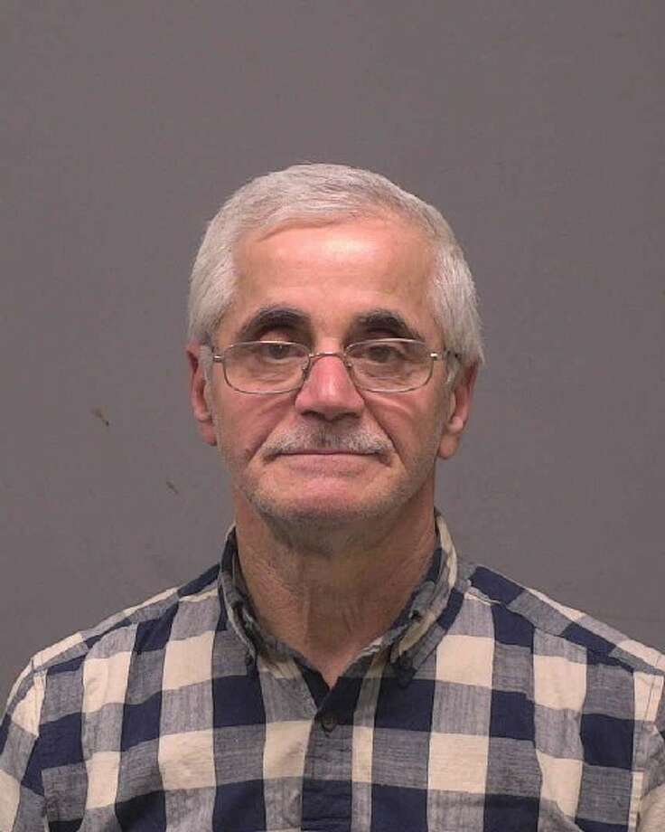 Samir Zienadden, 68, is charged with second-degree reckless endangerment, police said. Photo: New Haven Police Department
