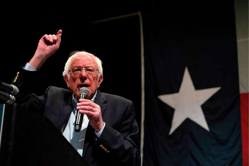 Frio Sanders: 27.42% Bloomberg: 21.3% Biden: 20.32% Castro 10.45%
