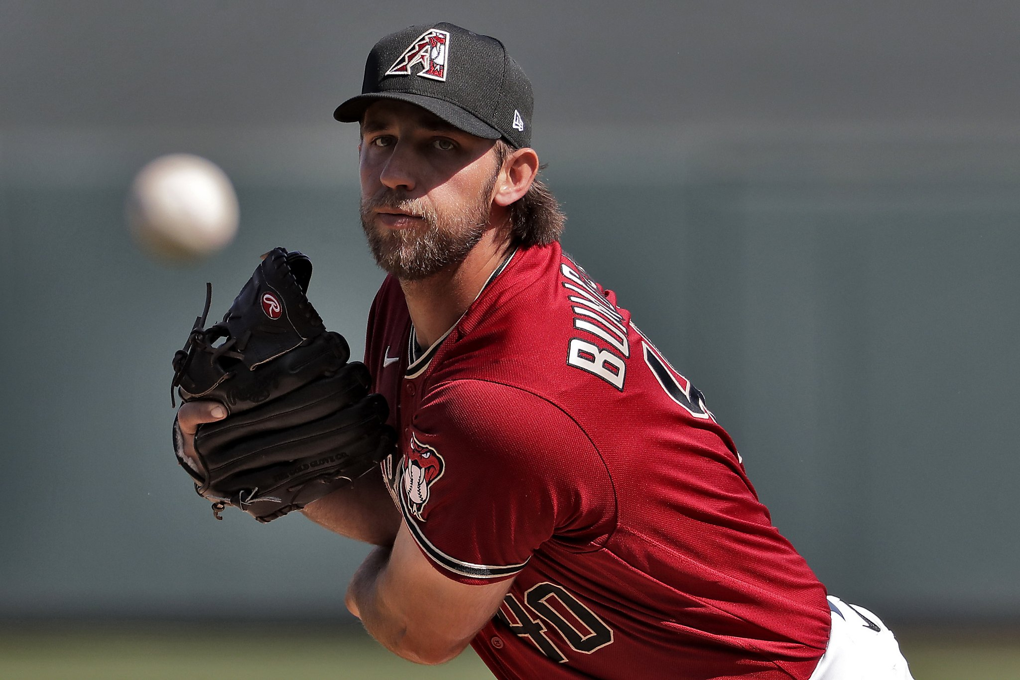Cowboy Up: MadBum solid in first outing with Diamondbacks
