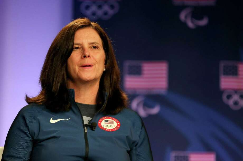Lisa Baird of Old Greenwich is the new commissioner of the National Women's Soccer League. Photo: Maxx Wolfson / Getty Images For The USOC / 2016 Getty Images