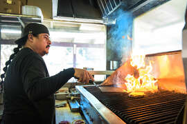Family-run Izzy's Burger Spa, in South Lake Tahoe, has been serving up fresh charbroiled burgers since 1982.
