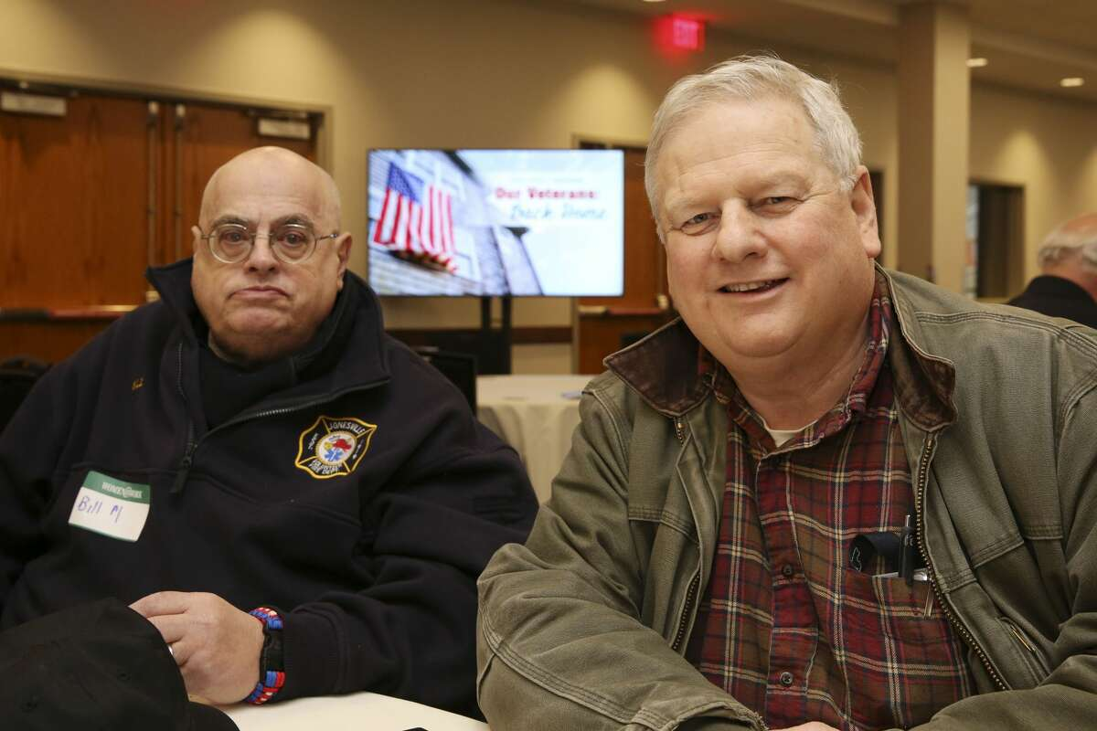 Were you Seen at the Our Veterans: Back Home event on Feb. 27, 2020, at the Hearst Media Center in Colonie? Not a member of Women@Work yet? Join here.