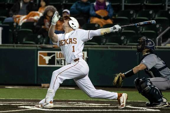 Texas second baseman Brenden Dixon and the Longhorns will kick off the Shriners College Classic against LSU on Friday.