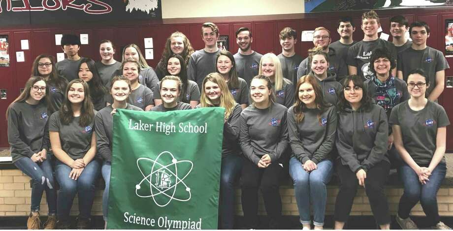 The Laker Science Olympiad team did well at a recent invitational in Frankenmuth. (Submitted Photo)