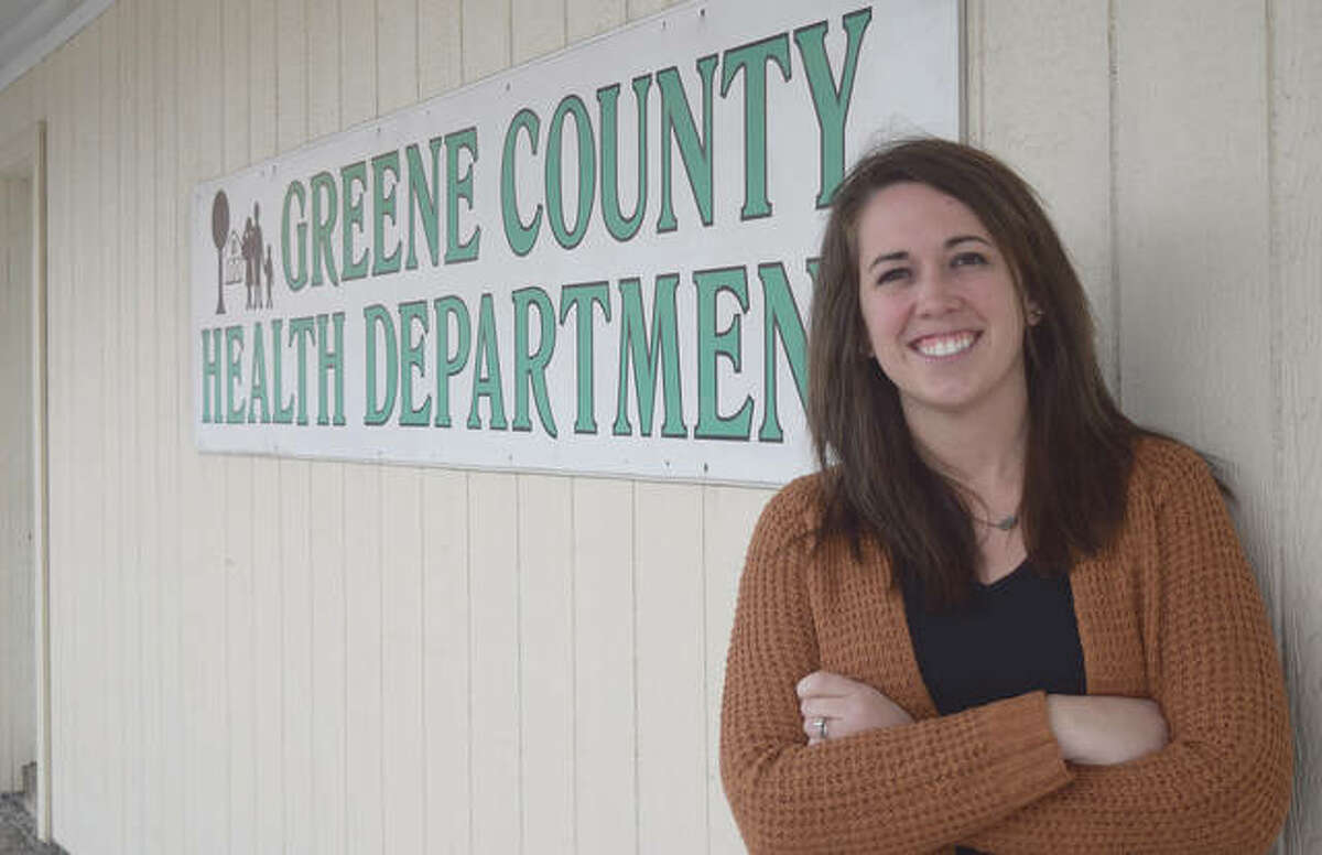 Molly Peters is the new public health administrator at Greene County Health Department in Carrollton.