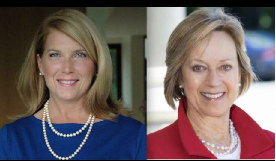 State Rep. Terrie Wood and First Selectman Jayme Stevenson will host 'Bring it Home,' a community coffee and conversation, on Saturday, Feb. 29. Photo: Contributed