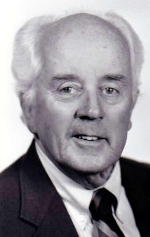 Joseph T. Lyons, former Times Union publisher, undated. (Courtesy Lyons family)