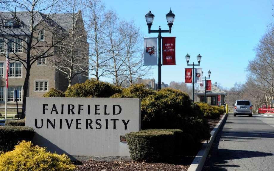 Fairfield University Photo: Hearst Connecticut Media File Photo