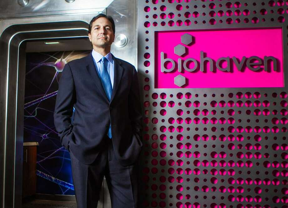 Dr. Vlad Coric, chief executive officer of BioHaven Photo: Contributed Photo / Biohaven Pharmaceutical Holding