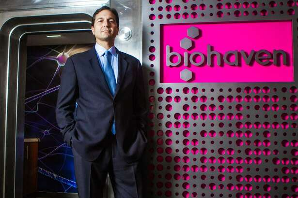 Dr. Vlad Coric, chief executive officer of BioHaven