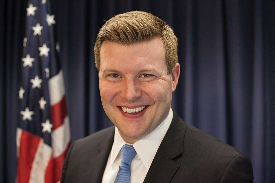 State Rep. Sean Scanlon, D-Guilford, has been working with Joe Biden's presidential campaign for the last couple of months. Photo: Contributed /