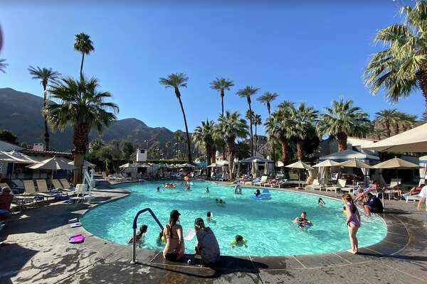 One of a whopping 41 pools sprinkled throughout 800 casitas and suites at La Quinta Resort