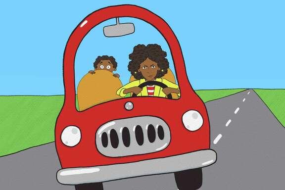 "Atascocita-based author Deborah Elum published her newest illustrated children's book""Slow Down Mommy!"" on Monday, Feb. 24."