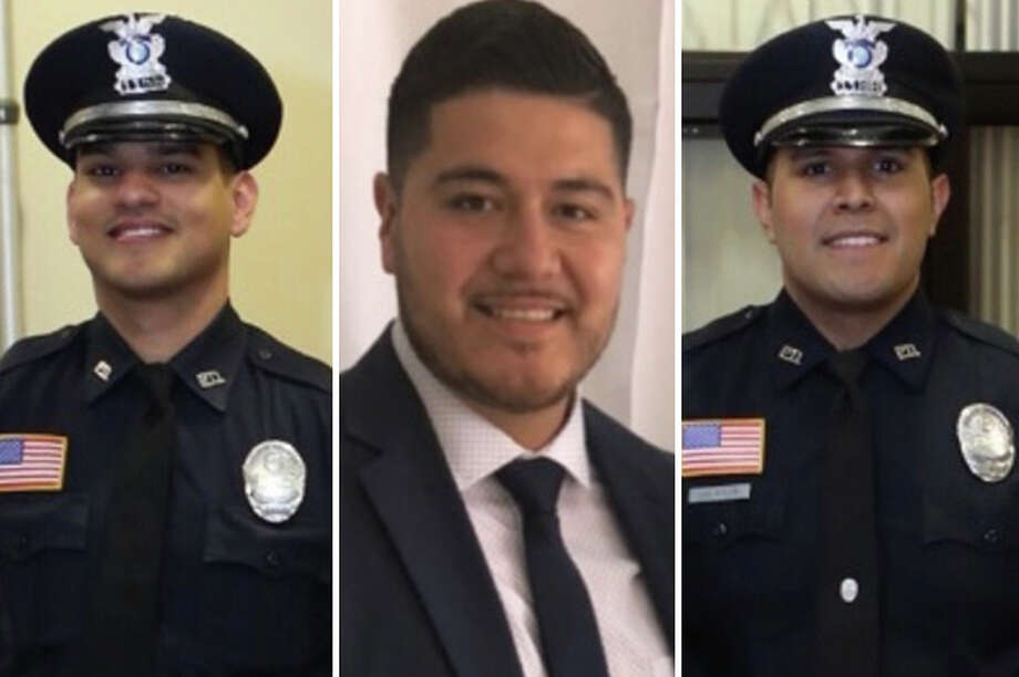 Charges have been dropped against three Laredo PD officers accused of taking part in a fight where a man was beaten two years ago in the Sixth Street entertainment district in Austin. Photo: Courtesy