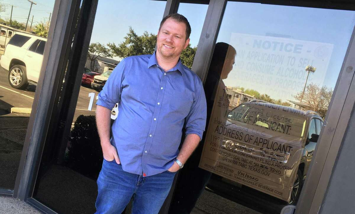 Jim Hansen is the owner/brewer at Brew Monkey Beer Co., which is expected to open this summer at 11935 Starcrest Drive on San Antonio's Northeast Side near the Blossom Athletic Center.
