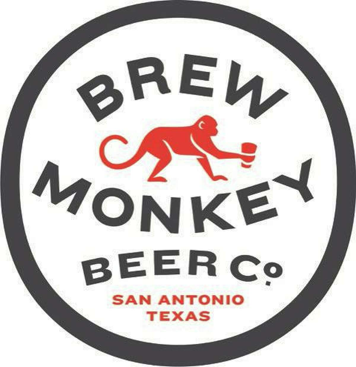 This is one of two logo designs for the Brew Monkey Beer Co., which may open this summer.