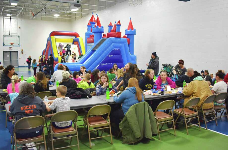 The second annual Family Fun Night from 6 to 8 p.m., March 6, in the Recreation Center on the West Shore Community College campus. The free event is sponsored by the WSCC Student Senate and the public is invited to attend. (Courtesy photo)