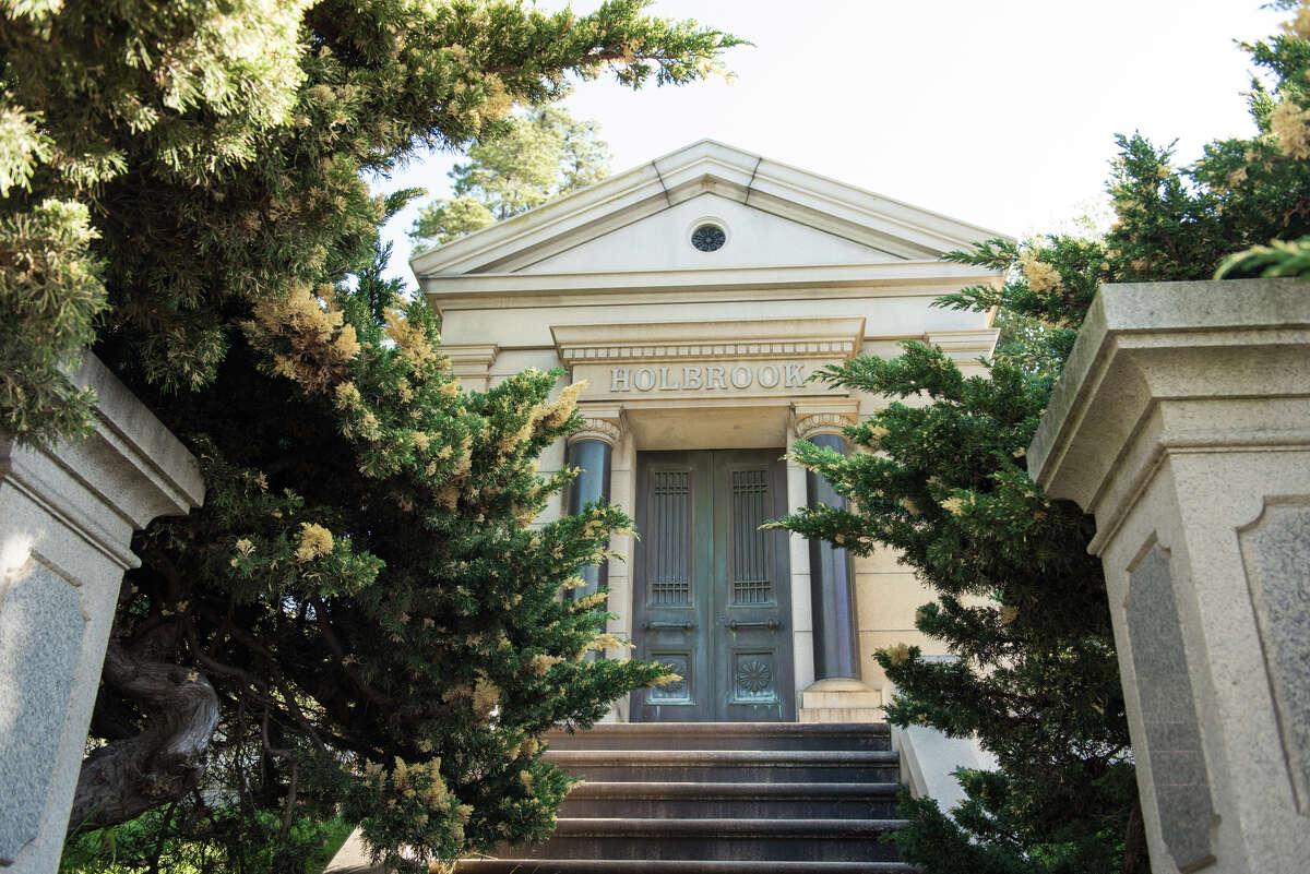 Mountain View Cemetery, Oakland.